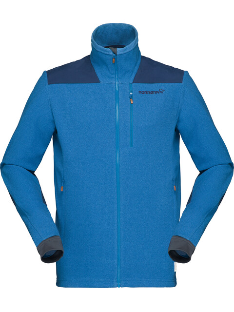 Norrøna M's Svalbard Warm1 Jacket Denimite